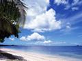 夏を感じる海辺