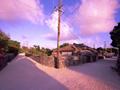 石垣の家々(沖縄)