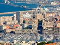 マルセイユの港(フランス)
