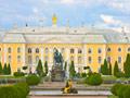 ピョートル夏の宮殿前庭(ロシア)